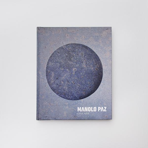 Manolo Paz. Luna azul